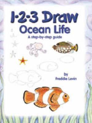 1-2-3 Draw Ocean Life