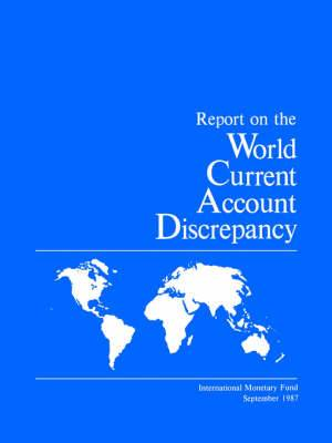 Final Report of the Working Party on the Statistical Discrepancy in World Current Account Balances: Report on the World Current Account Discrepancy