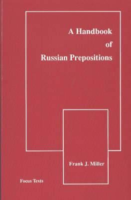 The Handbook of Russian Prepositions