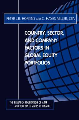 Country, Sector and Company Factors in Global Equity Portfolios