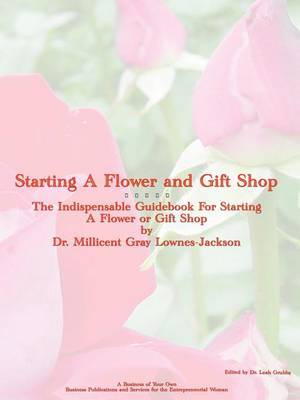 Starting a Flower and Gift Shop