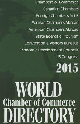 2015 World Chamber of Commerce Directory