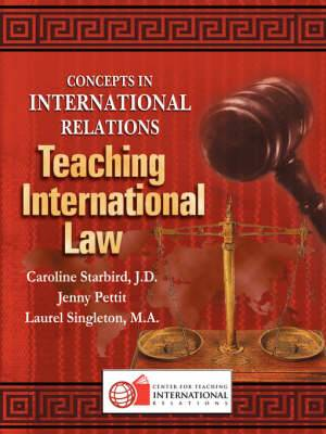 Teaching International Law
