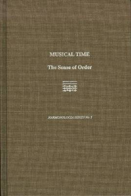 Musical Time: The Sense of Order