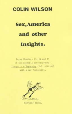 Sex, America and Other Insights