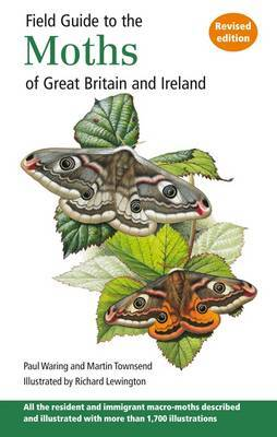 Field Guide to the Moths of Great Britain and Ireland