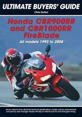 Honda Fireblade CBR900 and CBR1000 Fireblade