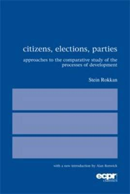 Citizens, Elections, Parties: Approaches to the Comparative Study of the Processes of Development