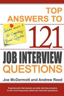 Top Answers to 121 Job Interview Questions