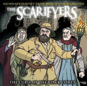 The Scarifyers: The Curse of the Black Comet