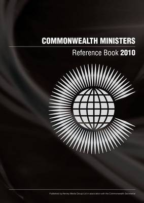 Commonwealth Ministers Reference Book: 2010