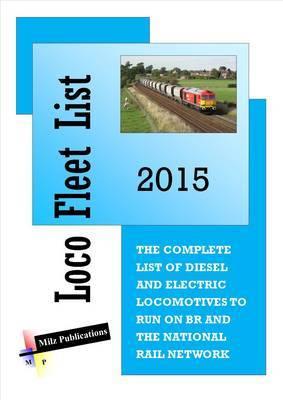 Loco Fleet List: 2015
