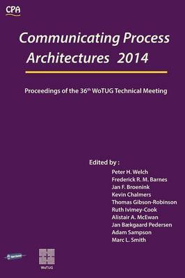 Communicating Process Architectures 2014