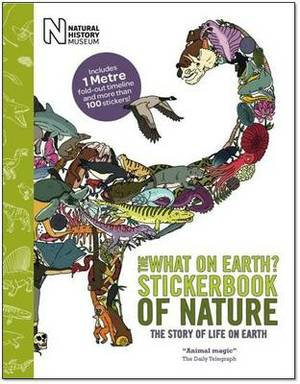 Stickerbook Timeline of Nature