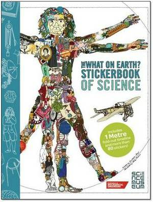 Science Timeline: Build Your Own Stickerbook Timeline of Amazing Scientists and Inventions!