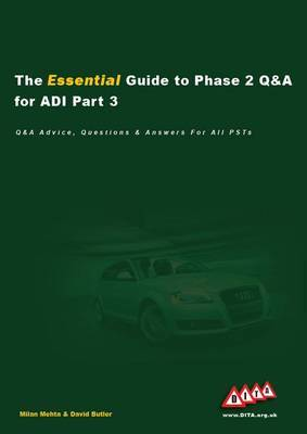 The Essential Guide to Phase 2 Q&A for ADI: Pt. 3