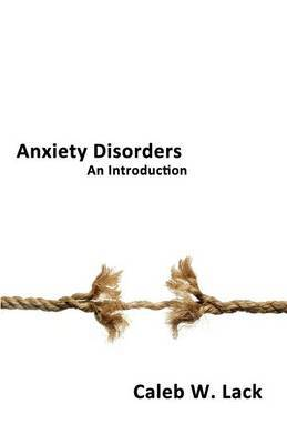 Anxiety Disorders: An Introduction