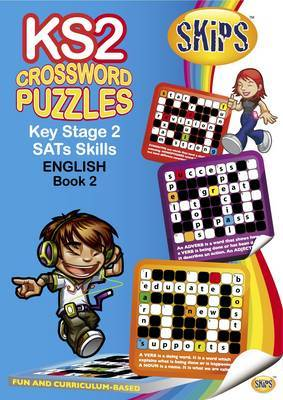 Skips CrossWord Puzzles Key Stage 2 English SATs: Bk 2