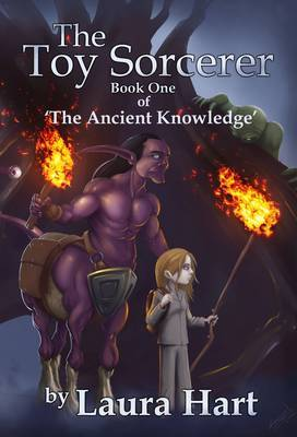 The Toy Sorcerer: Book One of the Ancient Knowledge: Pt. 1