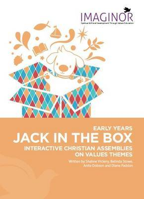 Jack in the Box Worship: For Early Years