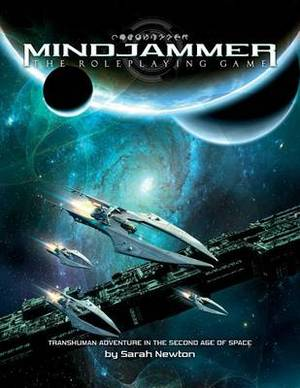 Mindjammer - The Roleplaying Game: Transhuman Adventure in the Second Age of Space