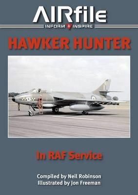 Hawker Hunter in RAF Service: 1955 to 1990