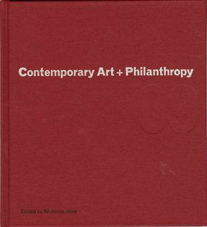 Contemporary Art and Philanthropy: Private Foundations Asia-Pacific Focus