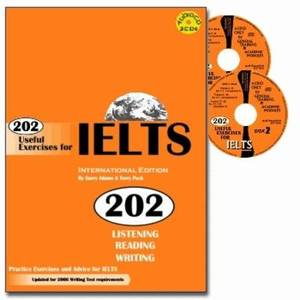 202 Useful Exercises for IELTS - International Edition (Book & CD)