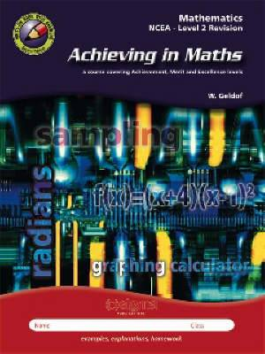 Achieving in Maths: Mathematic NCEA Level 2
