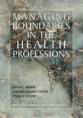 Managing Boundaries in the Health Professions