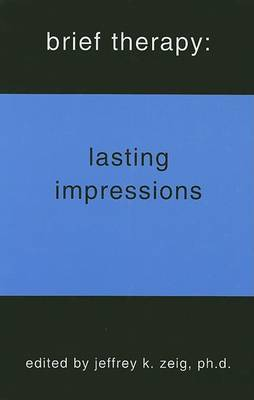 Brief Therapy: Lasting Impressions