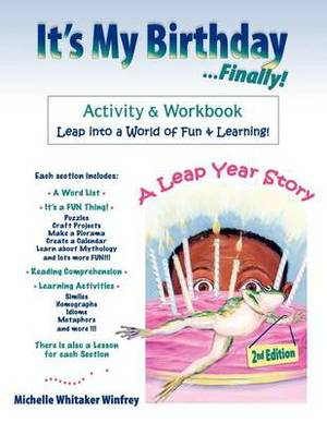 It's My Birthday Finally Activity and Workbook