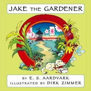 Jake the Gardener: Guide Dog Digs Treasure