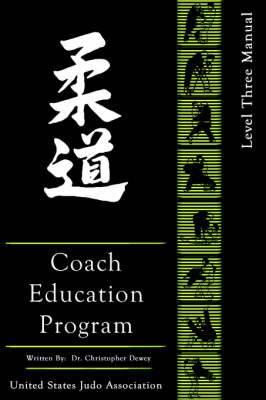 United States Judo Association Coach Education Program Level 3