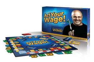 Dave Ramsey's ACT Your Wage!