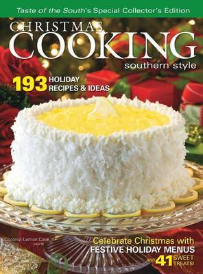 Christmas Cooking Southern Style