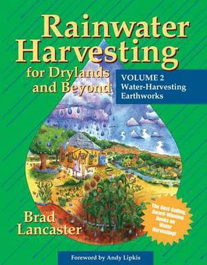 Rainwater Harvesting for Drylands and Beyond: Water Harvesting Earthworks: Volume 2