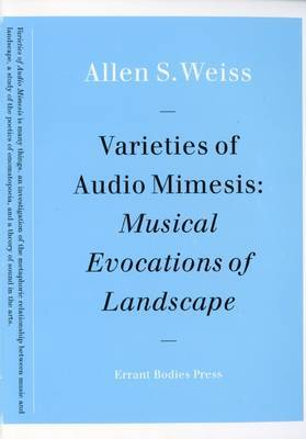 Varieties of Audio Mimesis