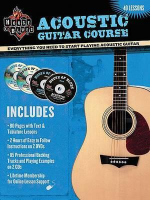House of Blues: Acoustic Guitar Course