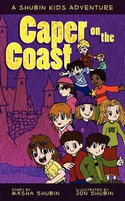 Caper on the Coast: A Shubin Cousins Adventure
