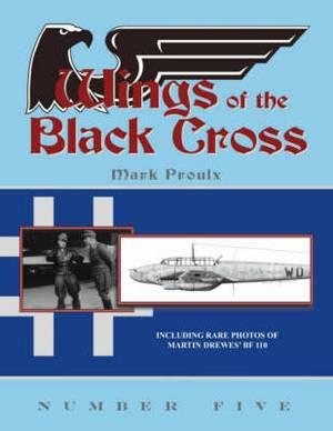 Wings of the Black Cross: v. 5