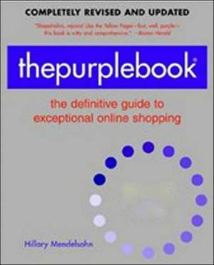 Thepurplebook: The Definitive Guide to Exceptional Online Shopping