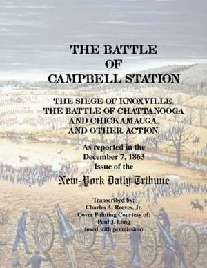 The Battle of Campbell Station