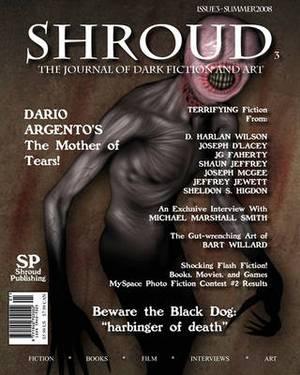 Shroud 3: The Journal of Dark Fiction and Art