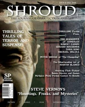 Shroud 4: The Journal of Dark Fiction and Art