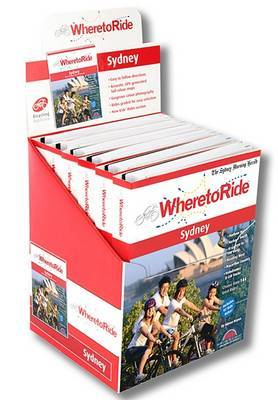 Where to Ride Sydney Cycling Map: Box Set