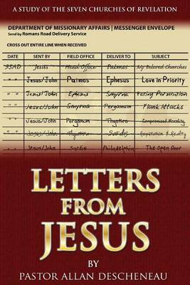 Letters from Jesus: A Study of the Seven Churches of Revelation