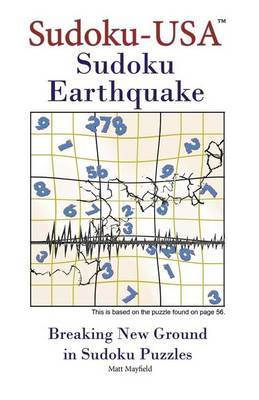 Sudoku Earthquake