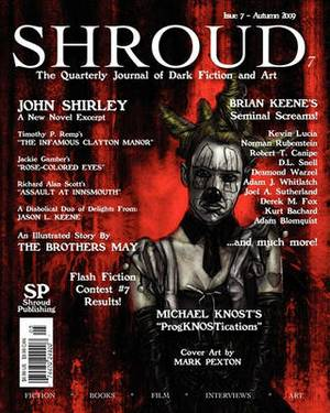 Shroud 7: The Quarterly Journal of Dark Fiction and Art