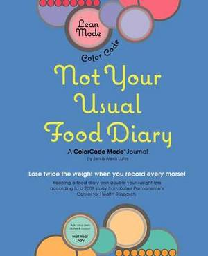 Lean Mode, Color Code Not Your Usual Food Diary